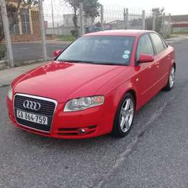Audi A4 2.0Tdi in excellent condition