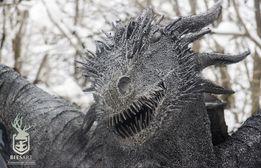 rzeźba smok koń kuc kowalstwo metaloplastyka