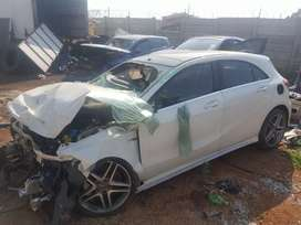 2015 A45 AMG A4MATIC Mercedes Benz for stripping parts