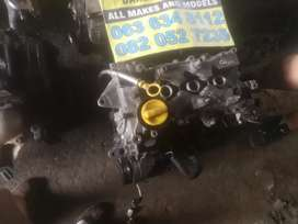 Renault clio 4 engine stripping for spares R100