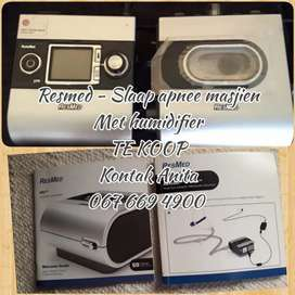 Resmed S9 Autoset Elite Machine and Humidifier