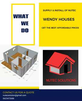 Nutec & wendy houses