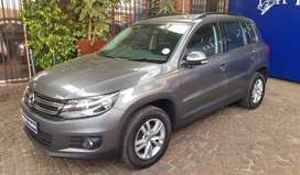 2014 VW Tiguan 2.0Tdi bluemotion with full service history and books