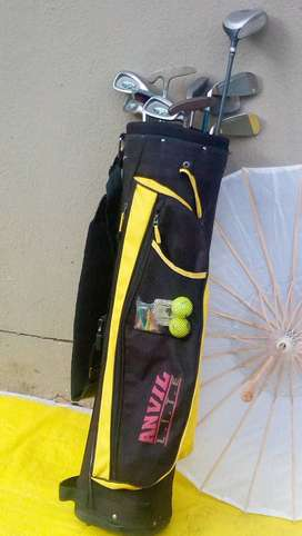 Women's Golf Set with 11 clubs