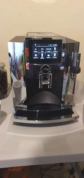 Jura S8 Super Automatic Coffee Machine