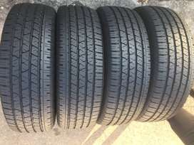 255/70/ R16 Continental Cross Contact Tyres