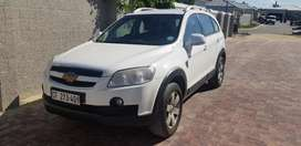 Chevrolet Captiva 2.4LT 4x4