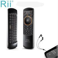 Rii mini i25A пульт с гироскопом +микрофон +голос поиск 2.4G ОРИГИНАЛ