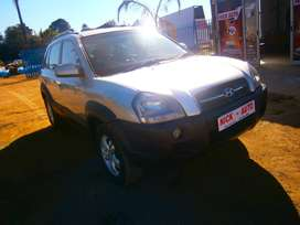 2006 hyundai Tucson 1.6 with 165000km