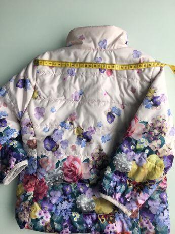 Куртка для девочки весна-осень H&M 2-3 г., р.98 Киев - изображение 3