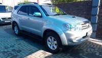 Image of Toyota Fortuner 3.0d-4d 4x4 A/t