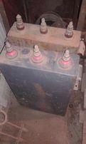 Конденсаторные батареи КМ 2 шт.