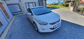 Hyundai elantra 1.8 manual model 2012