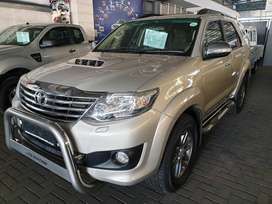 `2013 Toyota Fortuner 3.0 D4D 4x2 Auto-Only R289900-A must see