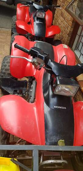 Various quadbikes for sale.exellent for farming and fair condition.