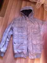 Куртка Reserved (зимовий камуфляж)