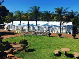 Frame Tents directly from the Manufacturer