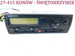 Iveco Daily IV tachograf na karty 12V tacho