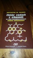 Zbiór zadań chemia Pazdro
