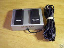 Behringer FS112 Dual Footswitch Channel Effect Pedal Controllers 0