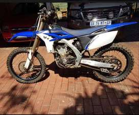 2013 yz250f for sale