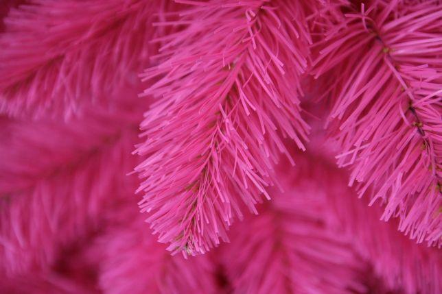 Елка сосна искусственная розовая 220 см 2018 Польша Наличие Львов - изображение 5