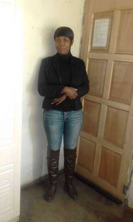 Active nanny/maid from LESOTHO looking for strictly stay in
