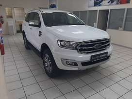 3.2L 6 speed auto Ford Everest XLT - Kelston Ford in Queenstown