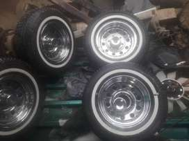 Yokahama tires and rims for sale