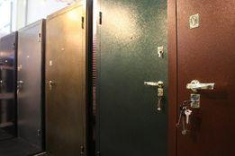 Дверь металлическая 3мм