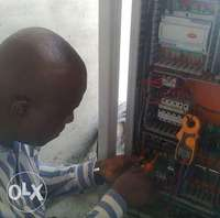 Electrical installations, Control panels & machines Maintenance 0