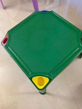 Kids plastic tables
