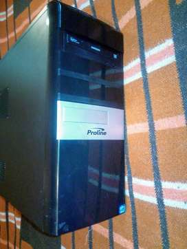 Core i5 tower with wireless keyboard & mouse