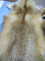 Продажа натурального меха лисы рыжей
