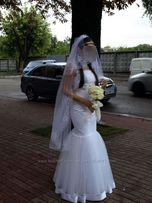 Продам свадебное платье Анабель 44-46размера.