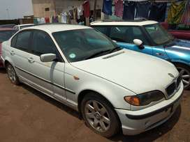 2001 BMW 320D E46 F/L -  WHATSAPP 083*474*9245  OLX CHAT NOT REPLYING