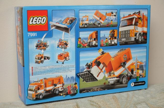 Klocki Lego City 7991 Piaseczno - image 6