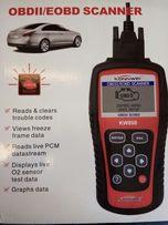 Электрическая диагностика считывание сброс ошибок Вашего авто по OBD2