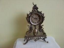 zegar mosiężny
