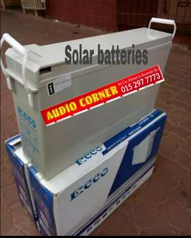 Solar Battery 180ah New R4200