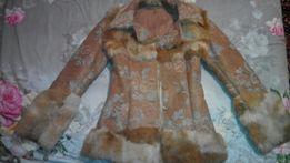 Шубка из лисы, дубленка, куртка, курточка, пиджак, парка,пальто