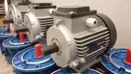 Электродвигатель однофазный, трехфазный, 220В, 380В, АИР, АИ1Е, двигун