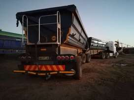 2012 SA Truck Bodies Side Tipper link