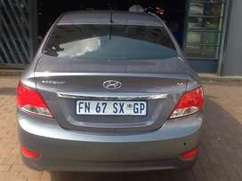 hyundai Accent on sale now in perfect condition dont mis it