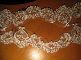 Продам кружева для свадебного или бального платья