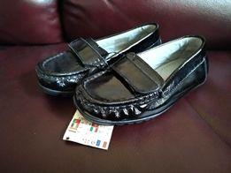 Натуральная кожа туфли-мокасины 25р. DPAM (Du Pareil au meme) Франция