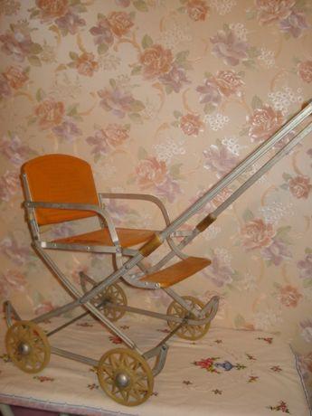 Винтажная коляска СССР Запорожье - изображение 1