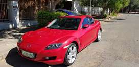 2006 Mazda RX8 with papers and in immaculate condition.