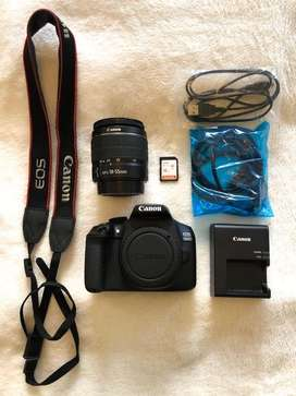 Canon EOS 1300D - Complete Starter Pack*
