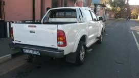 Toyota Hilux 3.0.D4D 4x4 Manual For Sale